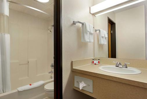 比林斯豪生酒店 - 比灵斯 - 浴室