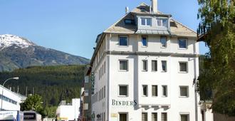 布尔德斯经济型城市山间酒店 - 因斯布鲁克 - 建筑
