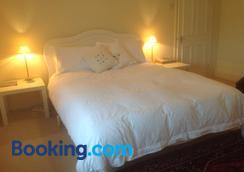 考池之家住宿加早餐旅馆 - 瓦伊河畔罗斯 - 睡房