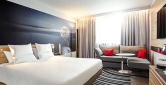 爱丁堡中心诺富特酒店 - 爱丁堡 - 睡房