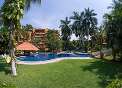 普尔它德尔马伊斯塔帕酒店 - 锡瓦塔塔内霍 - 游泳池