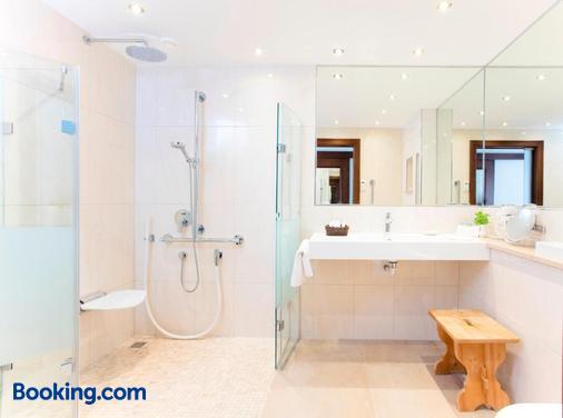基茨比厄尔拉斯穆斯庭院酒店 - 基茨比厄尔 - 浴室