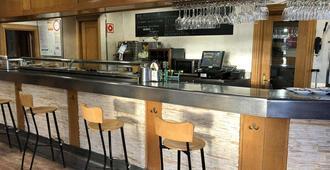 伊鲁纳科餐厅青年旅舍 - 波施酒店 - 布尔戈斯 - 酒吧