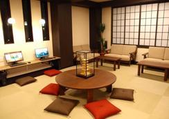 东京太空旅馆 - 东京 - 睡房