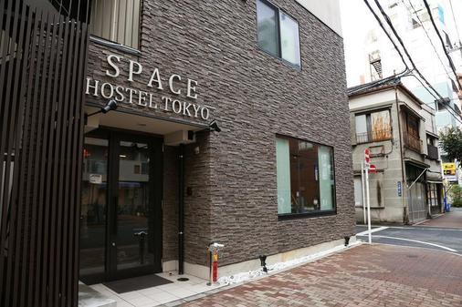 东京太空旅馆 - 东京 - 建筑