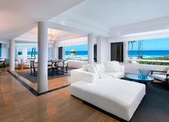 黄金海岸蜃景喜来登度假酒店 - 主海滩 - 客厅