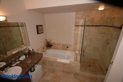 兰迪斯海岸海滨旅馆 - 半月湾 - 浴室