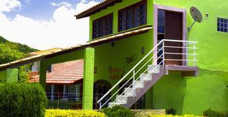 Green Hostel Ingleses - 弗洛里亚诺波利斯 - 建筑