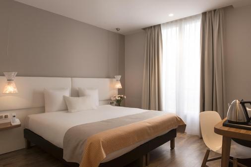 快乐文化马真塔38酒店 - 巴黎 - 睡房