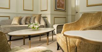 白色纳西斯spa酒店 - 巴黎 - 客厅