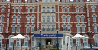 布莱克浦帝国酒店 - 布莱克浦 - 建筑
