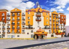 玛丽亚博尼塔康苏拉多酒店 - 华雷斯城 - 建筑