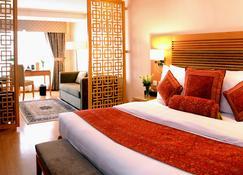 拉合尔柏宁酒店 - 拉合尔 - 睡房