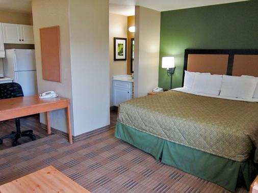 奥兰多会展中心环球大道美国长住酒店 - 奥兰多 - 睡房
