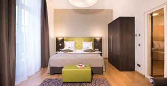列诺努集团酒店 - 波恩(波昂) - 睡房