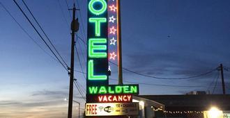 瓦尔登汽车旅馆 - 拉斯维加斯 - 建筑