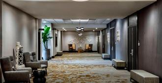 纽约拉瓜迪亚机场万豪酒店 - 皇后区 - 大厅