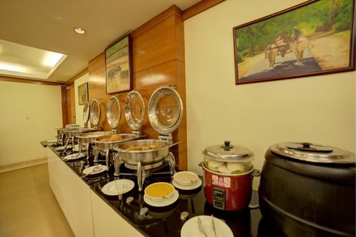 珊瑚树酒店 - 班加罗尔 - 自助餐