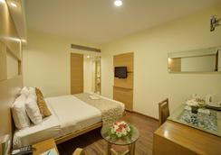 珊瑚树酒店 - 班加罗尔 - 睡房