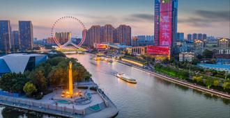 天津海河假日酒店 - 天津 - 户外景观