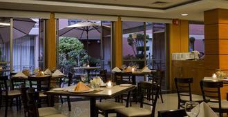 水平线酒店及会议中心 - 莫雷利亚 - 餐馆