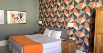 伊斯特本达芬奇酒店 - 伊斯特布恩 - 睡房