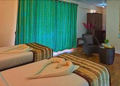 梅洛罗莎度假村 - 阿伯来 - 睡房