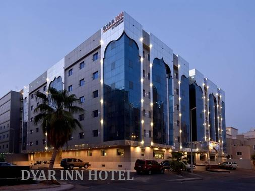 艾尔哈姆拉迪亚尔旅馆 - 吉达 - 建筑