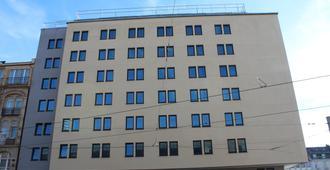 法兰克福帝国大酒店 - 法兰克福 - 建筑