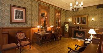 史崔特历史酒店 - 杜兰戈 - 客厅