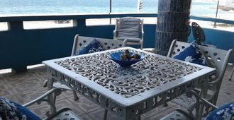 海滨别墅酒店 - 哈瓦那 - 阳台