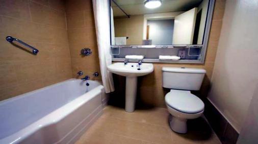 布卢姆斯酒店 - 都柏林 - 浴室