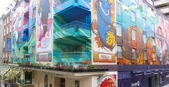 布鲁姆斯酒店 - 都柏林 - 建筑