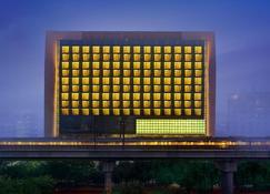 泰姬陵市中心古鲁格兰姆酒店 - 古尔冈 - 建筑