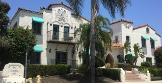 老鹰旅馆 - 圣巴巴拉 - 建筑