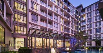 阿尔登酒店及公寓(前身为芭达雅心灵尊爵酒店) - 芭堤雅 - 建筑