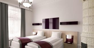 斯德哥尔摩奥登普兰宜必思尚品酒店 - 斯德哥尔摩 - 睡房