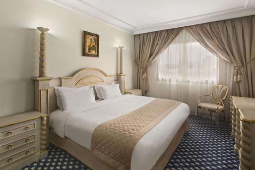 菲斯华美达酒店 - 非斯 - 睡房