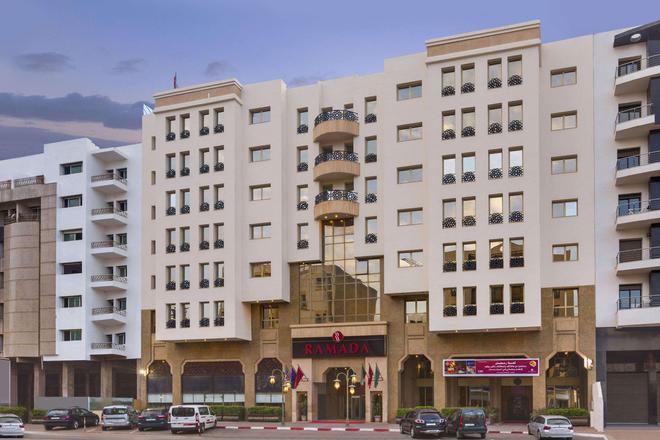 菲斯温德姆华美达酒店 - 非斯 - 建筑