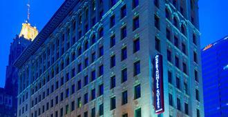 巴尔的摩市区/内港斯普林希尔万豪套房酒店 - 巴尔的摩 - 建筑