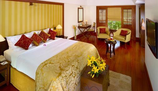 班加罗尔保罗酒店 - 班加罗尔 - 睡房