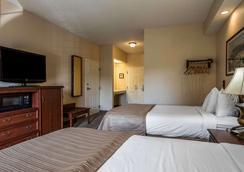 金斯波特优质酒店 - 金斯堡 - 睡房