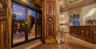 德拉威乐酒店 - 里乔内 - 大厅