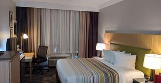 卡尔森纳什维尔普兰北乡村酒店及套房 - 纳什维尔 - 睡房