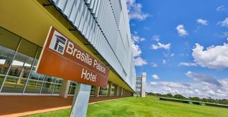 巴西利亚皇宫酒店 - 巴西利亚 - 建筑