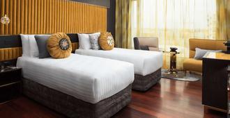 珀斯qt酒店 - 珀斯 - 睡房