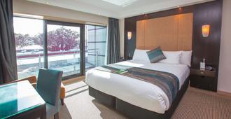 东方湾国敦大酒店 - 惠灵顿 - 睡房
