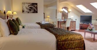 宾利休闲俱乐部spa贝斯特韦斯特plus酒店 - 林肯 - 睡房