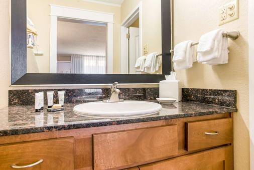布兰森红狮套房旅馆 - 布兰森 - 浴室