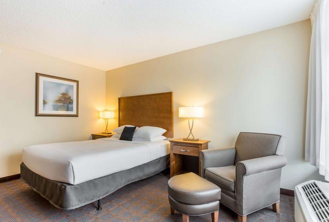 布兰森红狮套房酒店 - 布兰森 - 睡房